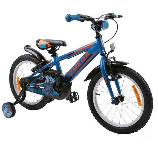 "Bicicleta 16"" Omega Master 2021, pentru copii, Culoare Blue, NOU"