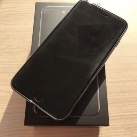 iPhone 7+ 128GB Jet Black