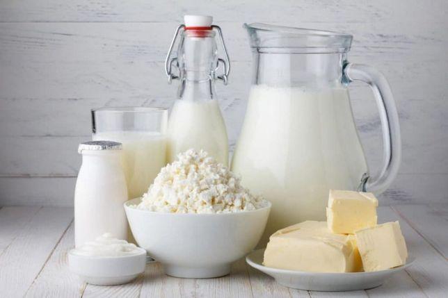 Доставка молочных продуктов