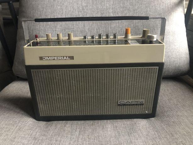 Radio Vintage Imperial Capri (RFG)
