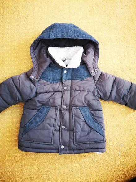 Бебешко зимно яке Zara