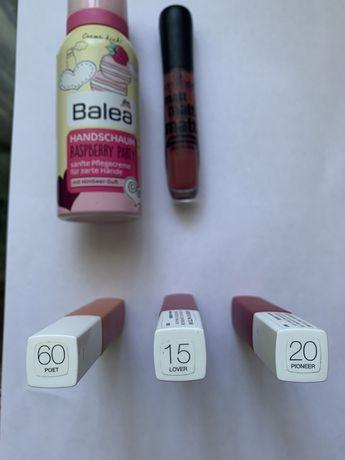 Cosmetice rujuri Maybelline superstay matte ink