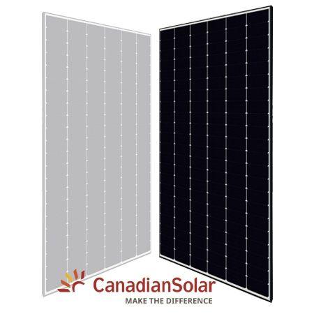 Panouri solare fotovoltaice  370 w CanadianSolar Monocristaline