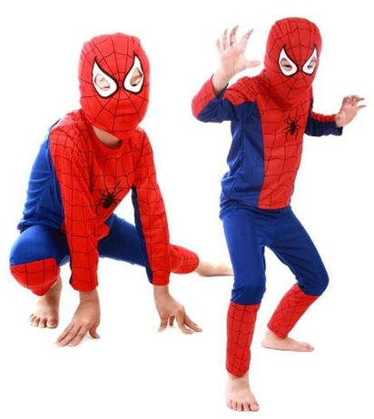 costum Spiderman NOU, marimile S, M