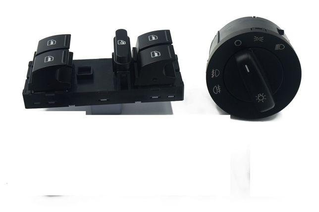 Butoane geamuri electrice si comutator lumini Volkswagen Golf 5