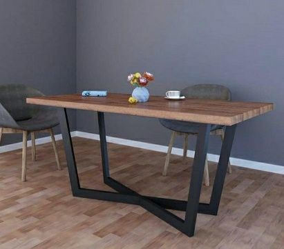 Стол в Loft стиле. Изготовление Лофт мебели на заказ.