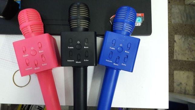 микрофоны караоке большой выбор