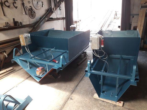 Masina de turnat rigole betonate automata