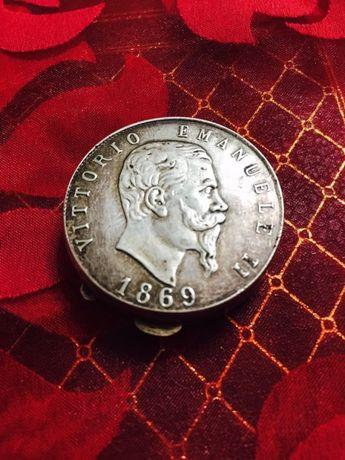 Vand figurina bijuterie argint Cutiuta vintage