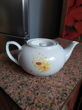 """Заварочный чайник """"Lipton"""" новый"""