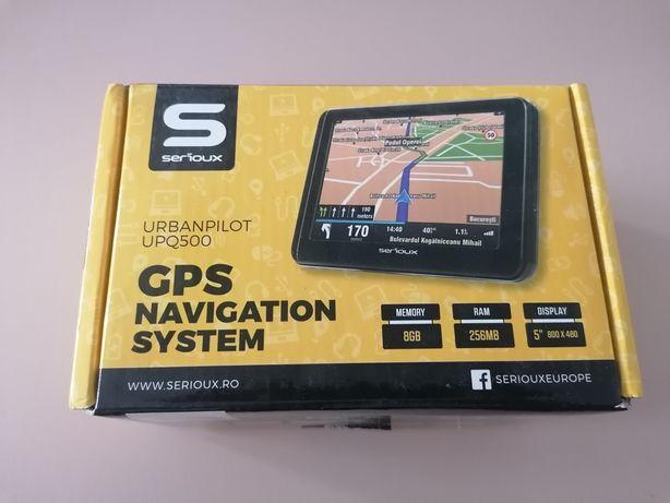 Sistem de navigație GPS