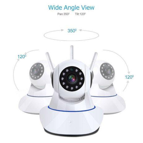 IP камера Wifi HD качество охранителна камера бебефон