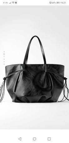 Чанти Зара нови Zara