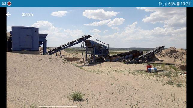 Продам карьер кварцевого песка 22 га