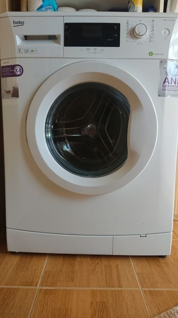Mașină de spălat Beko - nu învârte