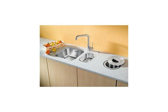 Кухненска мивка BLANCO SUPRA 400 U от неръждаема стомана