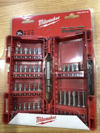 MILWAUKEE 068 set 35 biti, NOU