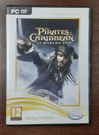 set de jocuri originale pentru PC (piratii din caraibe, fifa16, RET)