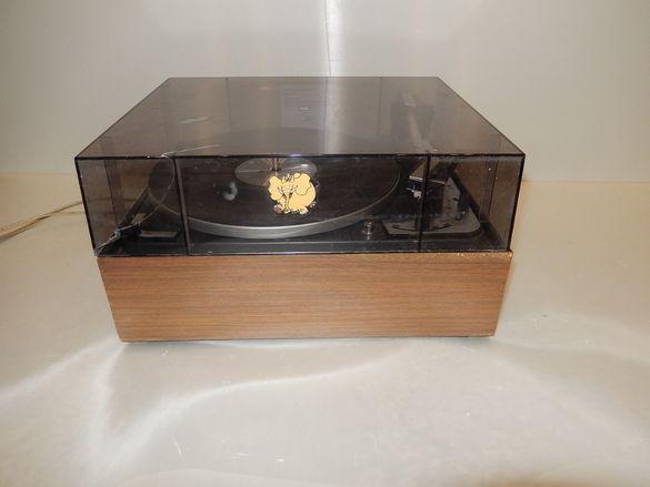 Грамофон Dual 1010s