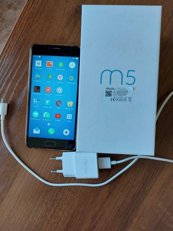 Продам Meizu M5 в отличном состоянии