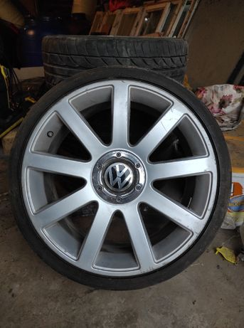 Jante vw si anvelope 225/35 R19