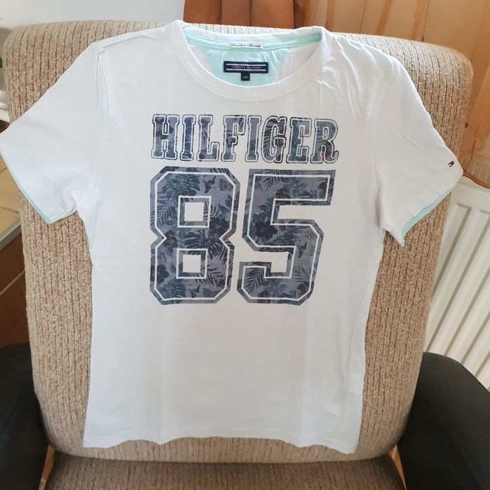 Tricou Tommy Hilfiger autentic băiețel 10 ani Timisoara - imagine 1