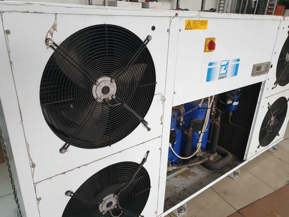 Agregat frigorific refrigerare - Zanotti profesional Comana - imagine 1
