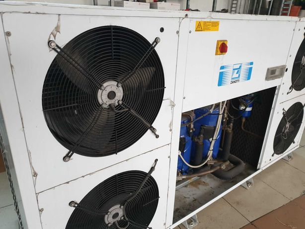 Agregat frigorific refrigerare - Zanotti profesional