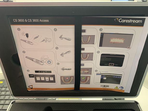 Vand Scanner Intraoral Carestream CS3600