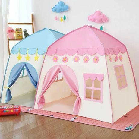 Палатка домик для девочек