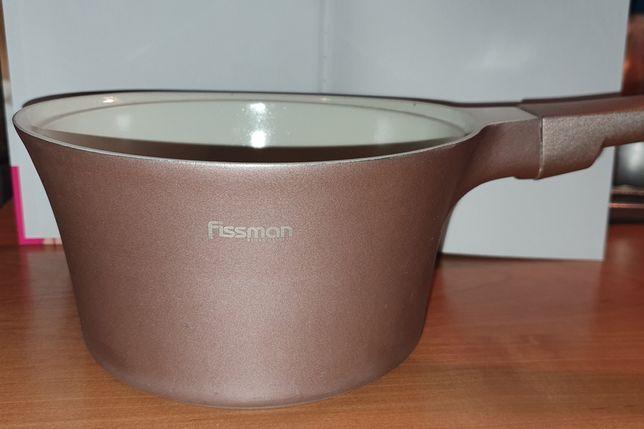 Ковш Fissman керамика,алюминий.