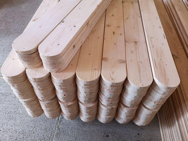 Scandura gard lemn