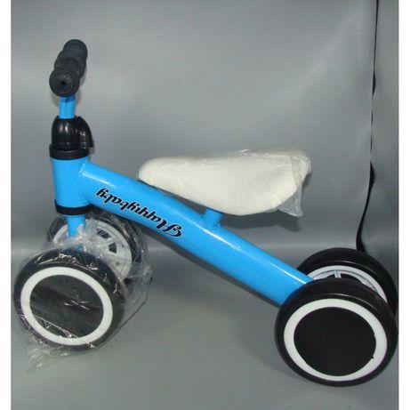 Детско колело/ велосипед без педали с четири колелета
