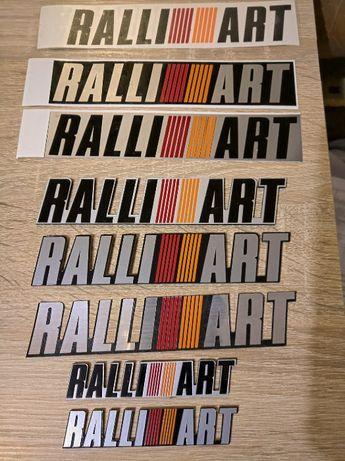 Sticker, Autocolant, Abs, Aluminiu Mitsubishi