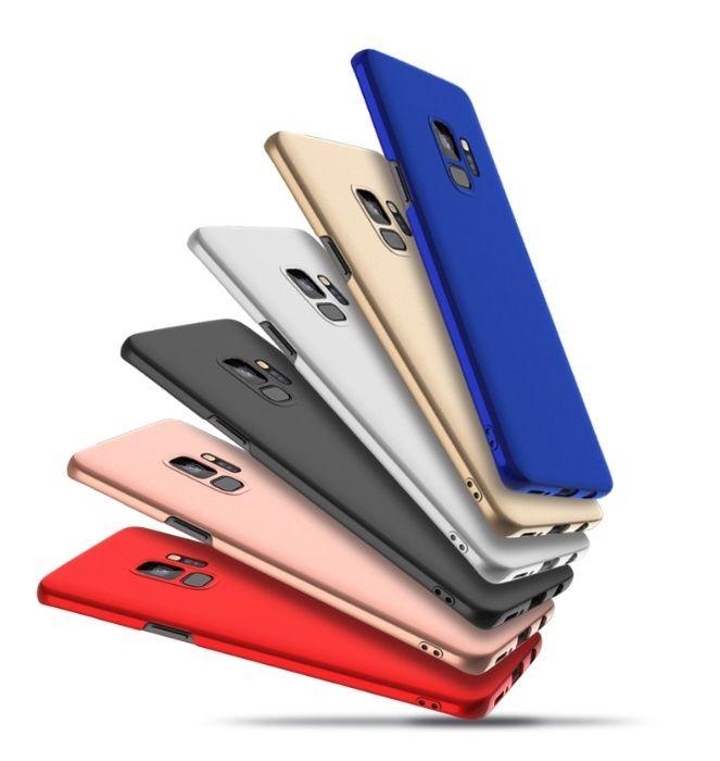 Thin Fit ултра тънък твърд мат кейс Samsung Galaxy S9, S9+, A8, S10