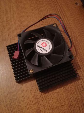 Кулер видеокарты deepcool c07c1 с радиатором dcv-00134-n2-gp