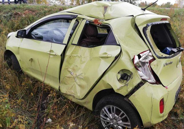 Продам Kia аварийном состоянии