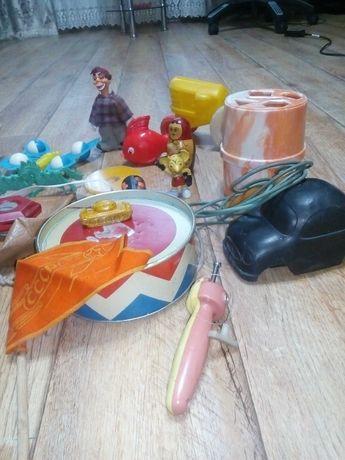 игрушки разные ссср