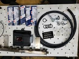 Электронный впрыск топлива.Audi и Mersedes.