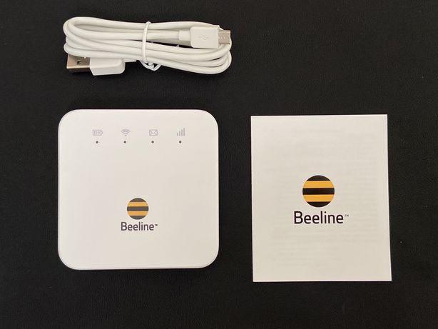 Новый Wi-Fi роутер Билайн модем вайфай BEELINE