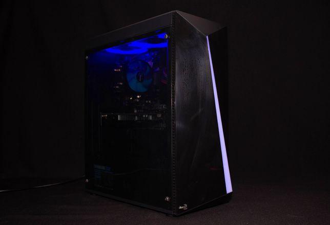 Ryzen 3 2200g+ 1050ti свежий, игровой, гарантия,скидки, рассрочка