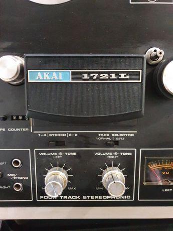 Magnetofon Akai 1721 l