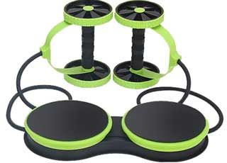 Aparat multifunctional Sport > Fitness AB WHEEL-S2775P