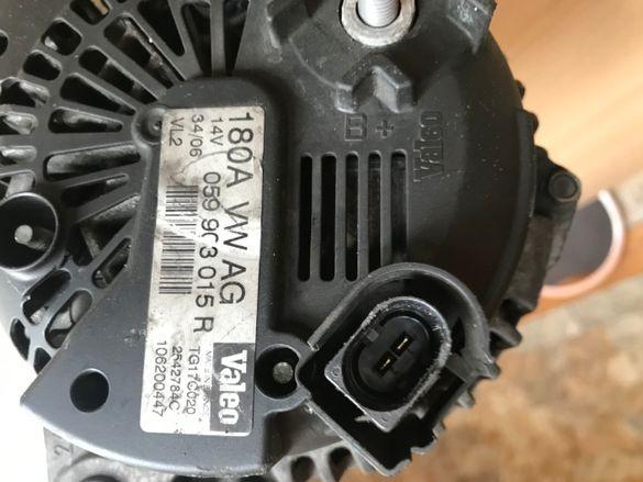 Алтернатор /генератор/ за Ауди КЮ 7.