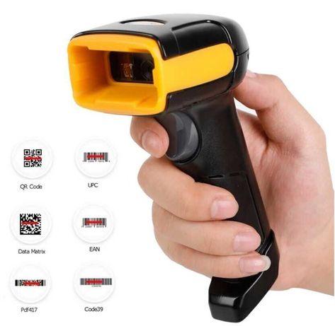 Беспроводной 2D сканер.