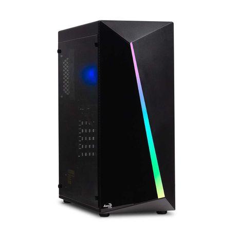 Игровой ПК i3-10100, H410, GTX1660, RAM 16GB, SSD 256GB, HDD 1Tb, 550W