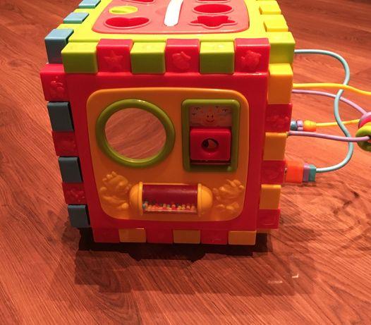 Интерактивно кубче