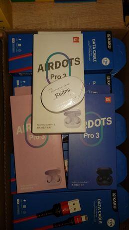 Беспроводные наушники Redmi airdots новые с доставкой 3 цвета