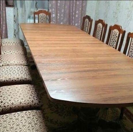 На заказ стол и стульЯ!