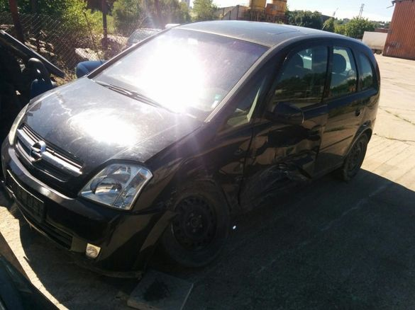 Opel Meriva на части